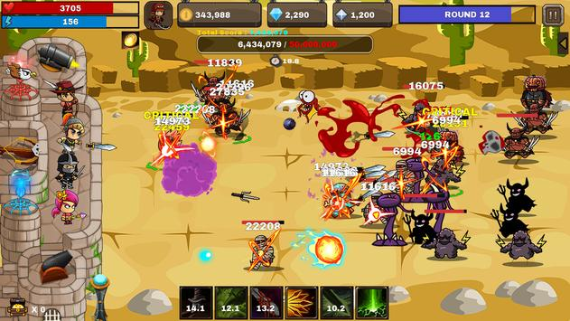 Final Castle Grow Castle Apk Mod
