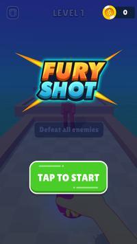 Fury Shot 3D Paralyze Them All Apk Mod