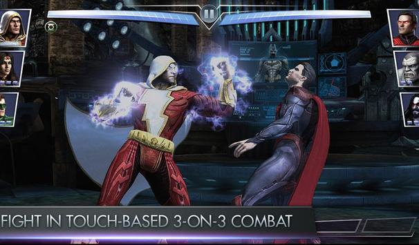 Injustice Gods Among Us Apk Mod