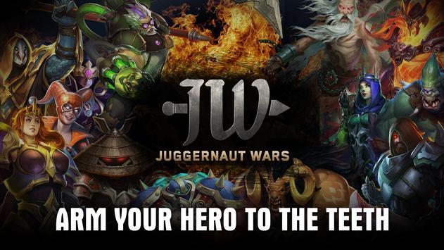 Juggernaut Wars raid RPG games Apk Mod