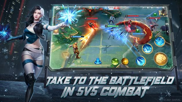 MARVEL Super War Apk Mod