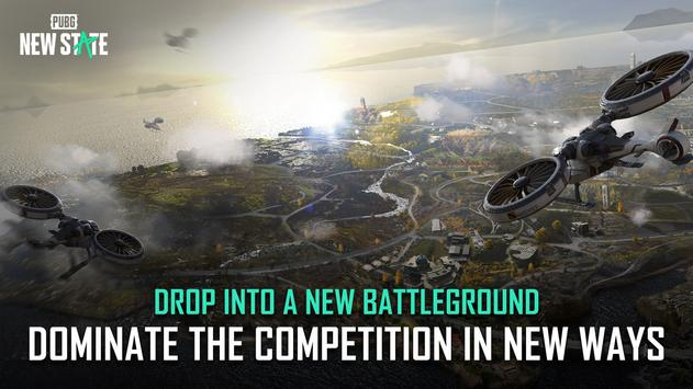 PUBG NEW STATE Updated Apk Mod