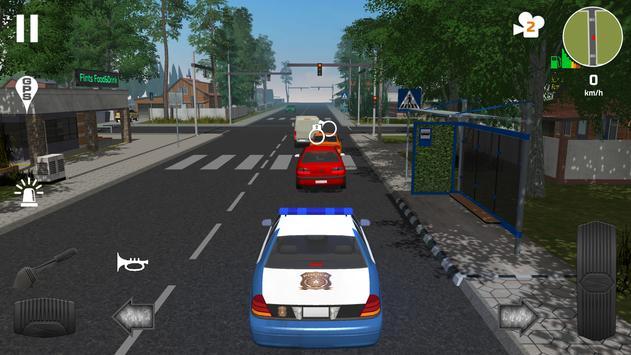 Police Patrol Simulator Apk Mod