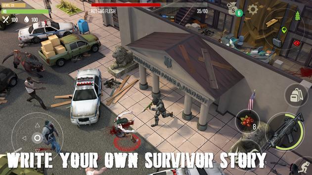 Prey Day Survive the Zombie Apocalypse Apk Mod