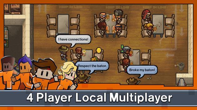 The Escapists 2 Pocket Breakout Apk Mod