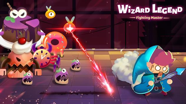 Wizard Legend Fighting Master Apk Mod