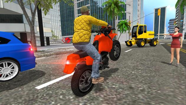 Auto Theft Simulator Grand City Apk Mod