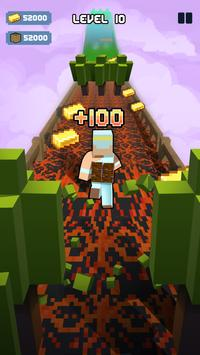 Craft Runner Miner Rush Building and Crafting Apk Mod