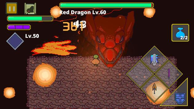 Dungeon Quest Action RPG