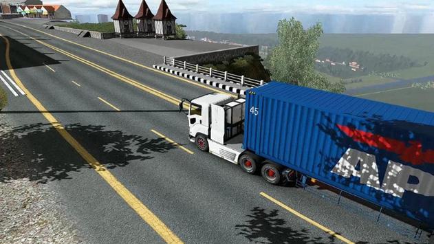Euro intercity Transport Truck Similator 2021 Apk Mod