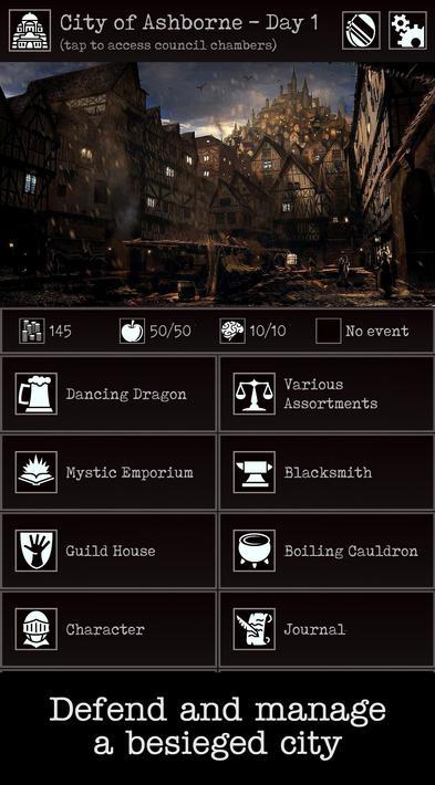 Grim Quest Old School RPG Apk Mod