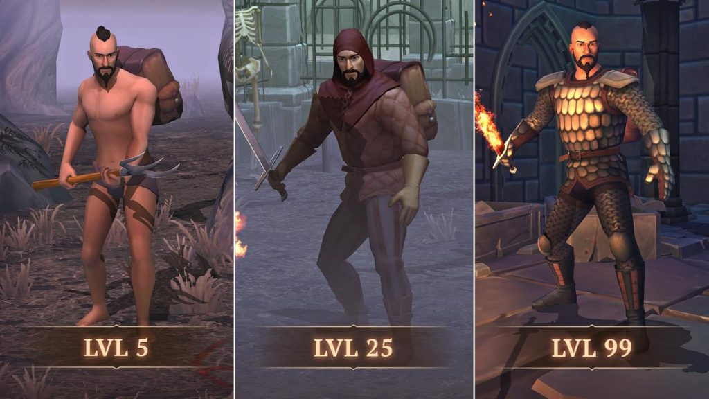 Grim Soul Dark Fantasy Survival Apk Mod