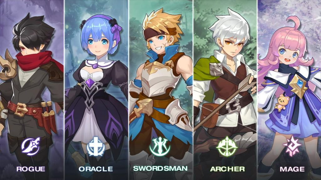 Guardians of Cloudia Apk Mod