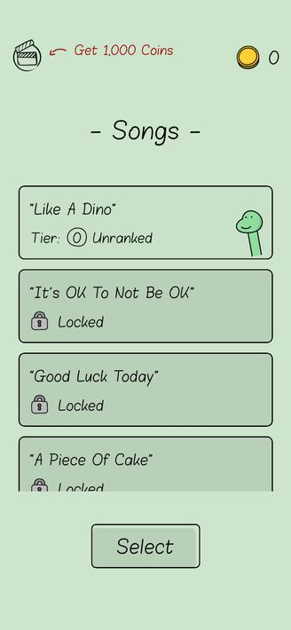 Like A Dino! Apk Mod