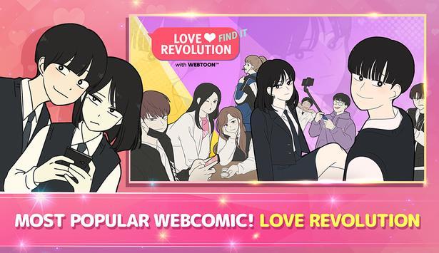 Love Revolution Apk Mod