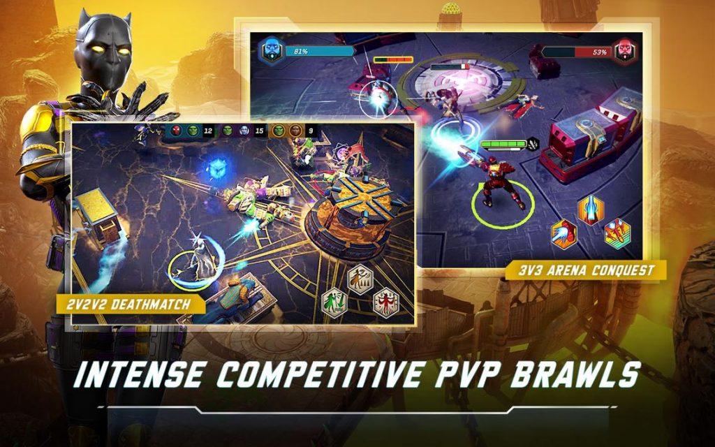 MARVEL Realm of Champions Apk Mod