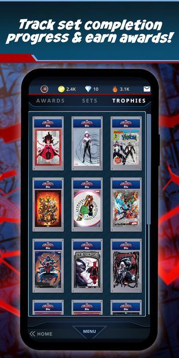 Marvel Collect! Apk Mod