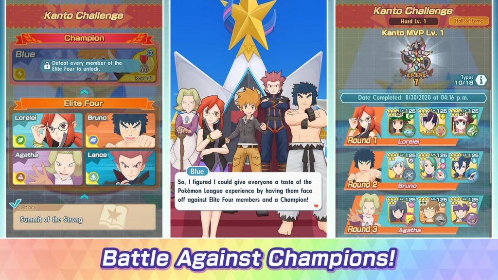 Pokémon Masters EX Apk Mod
