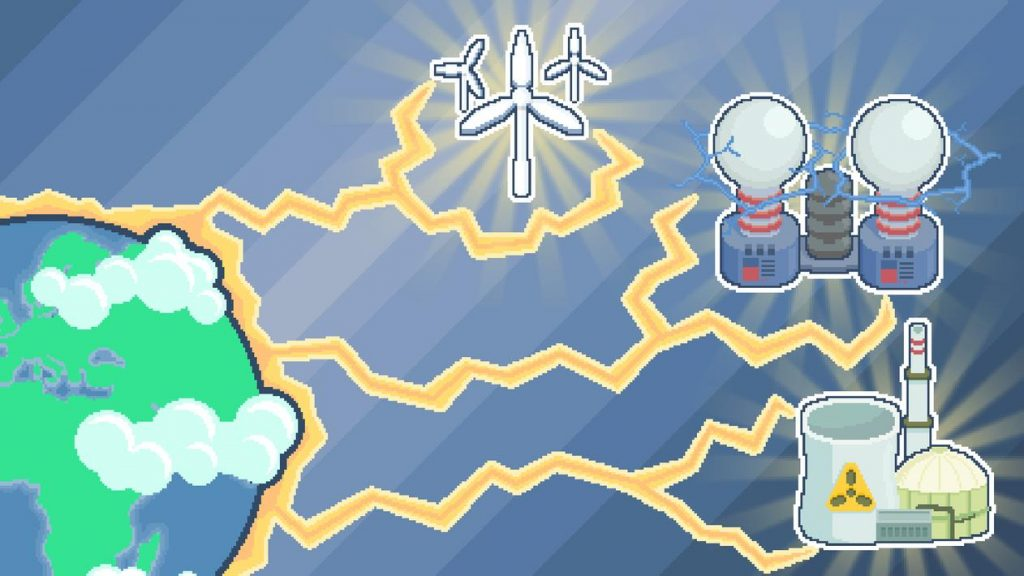 Reactor ☢️ - Idle Manager- Energy Sector Tycoon Apk Mod
