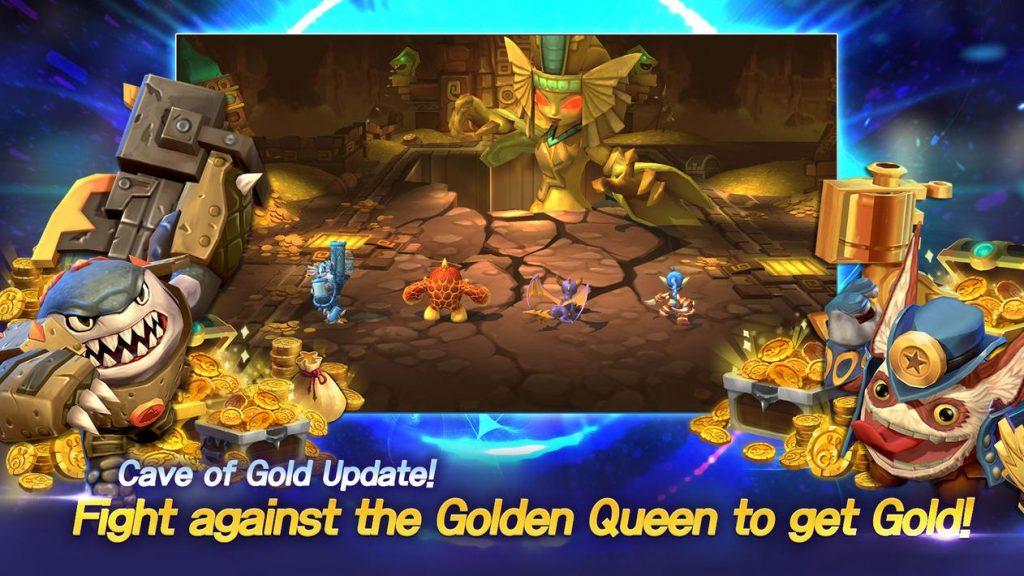Skylanders Ring of Heroes Apk Mod