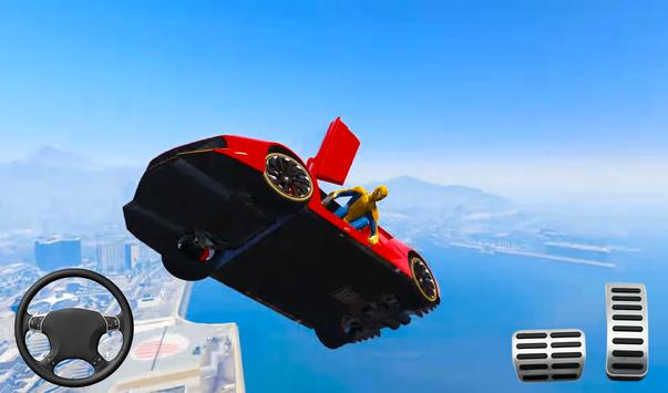 Superhero Car Stunts Apk Mod