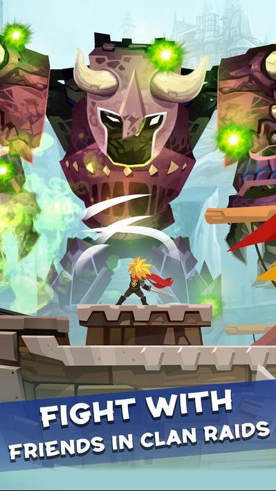 Tap Titans 2 Heroes Attack Titans Apk Mod