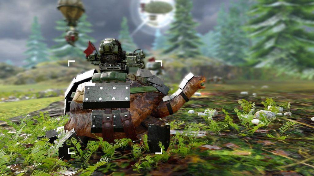 War Tortoise 2 Idle Exploration Shooter Apk Mod