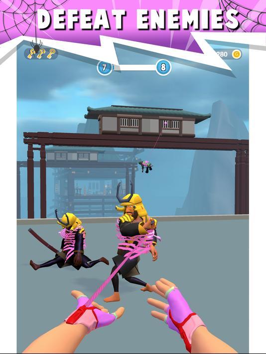 Web Master 3D Apk Mod