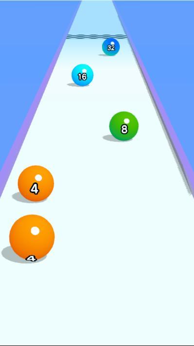 Ball Run 2048 Apk Mod