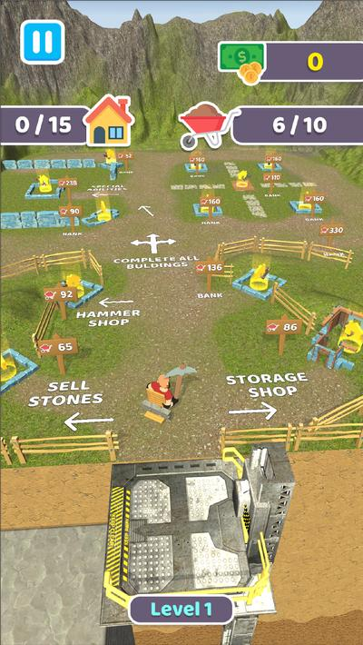 Block Breaker Miner Apk Mod