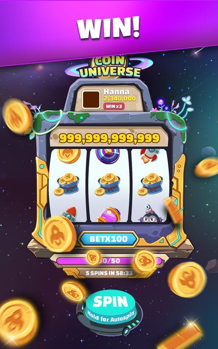 Coin Universe Apk Mod