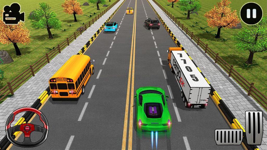 Highway Car Racing 2020 Apk Mod