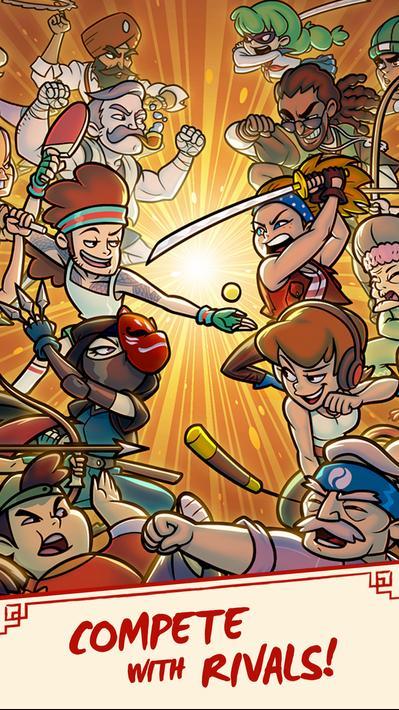 Kung Fu Clicker Idle Dojo Apk Mod