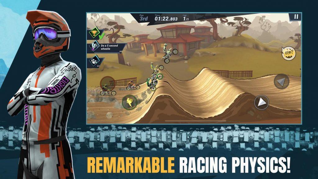 Mad Skills Motocross 3 Apk Mod