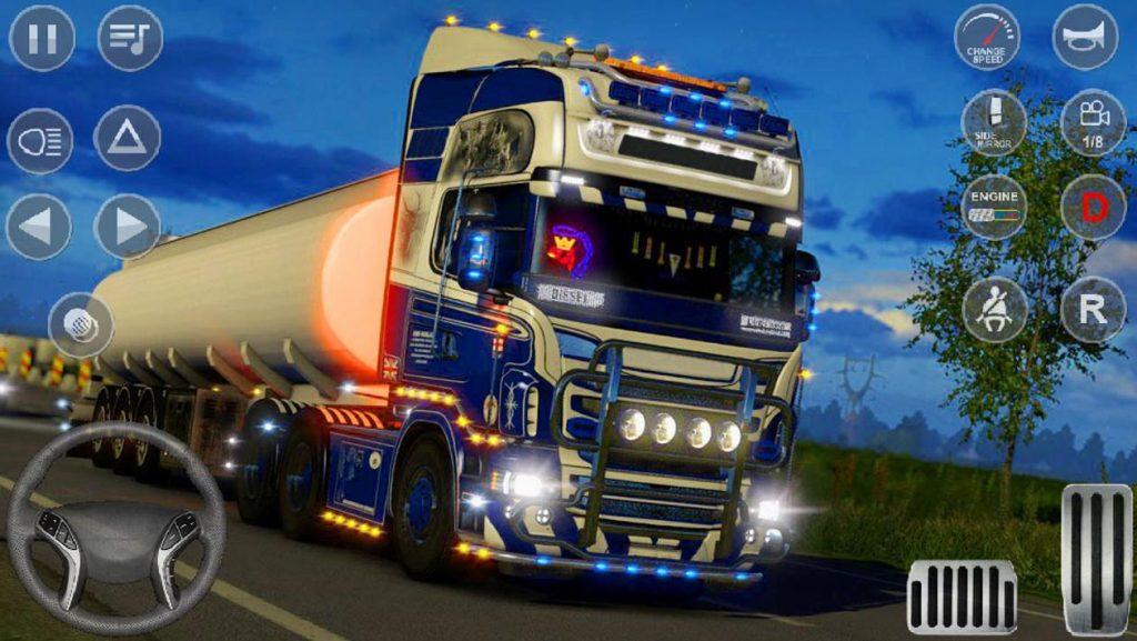 Oil Tanker Transport Game Apk Mod