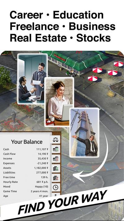 Timeflow Time is Money Sim Apk Mod