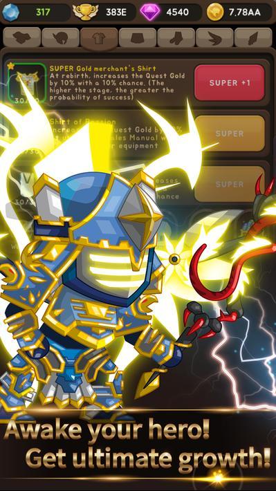 [VIP] +9 God Blessing Knight - Cash Knight Apk Mod
