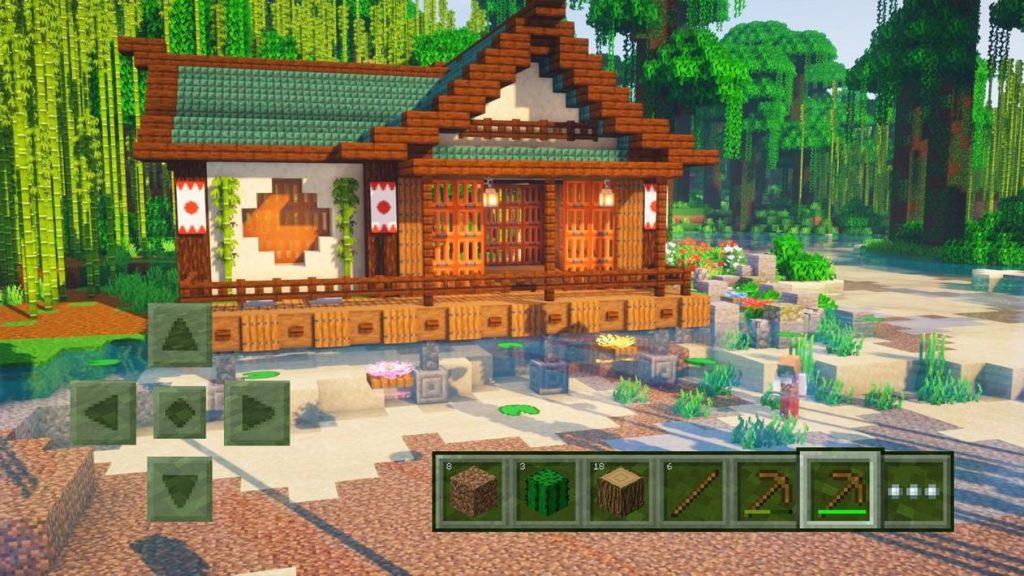 Craft World Master Building Block Apk Mod