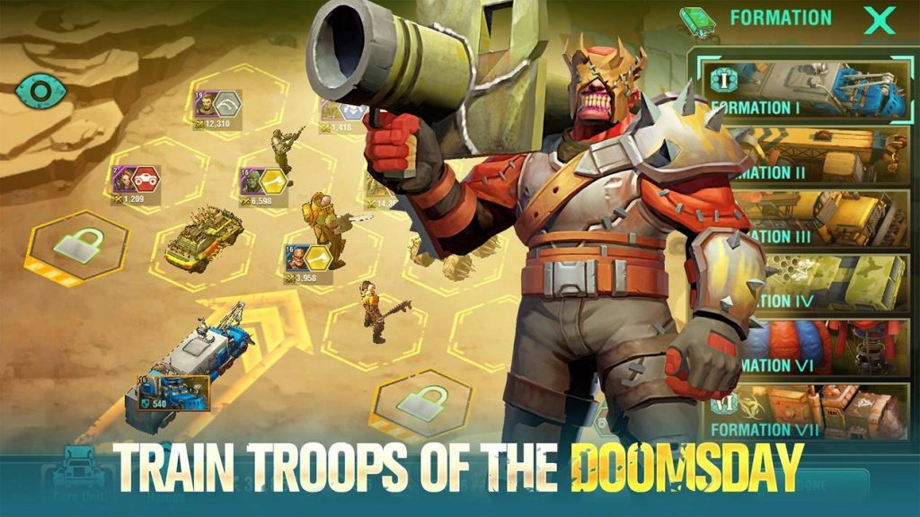 Doom & Dawn Survival War Apk Mod