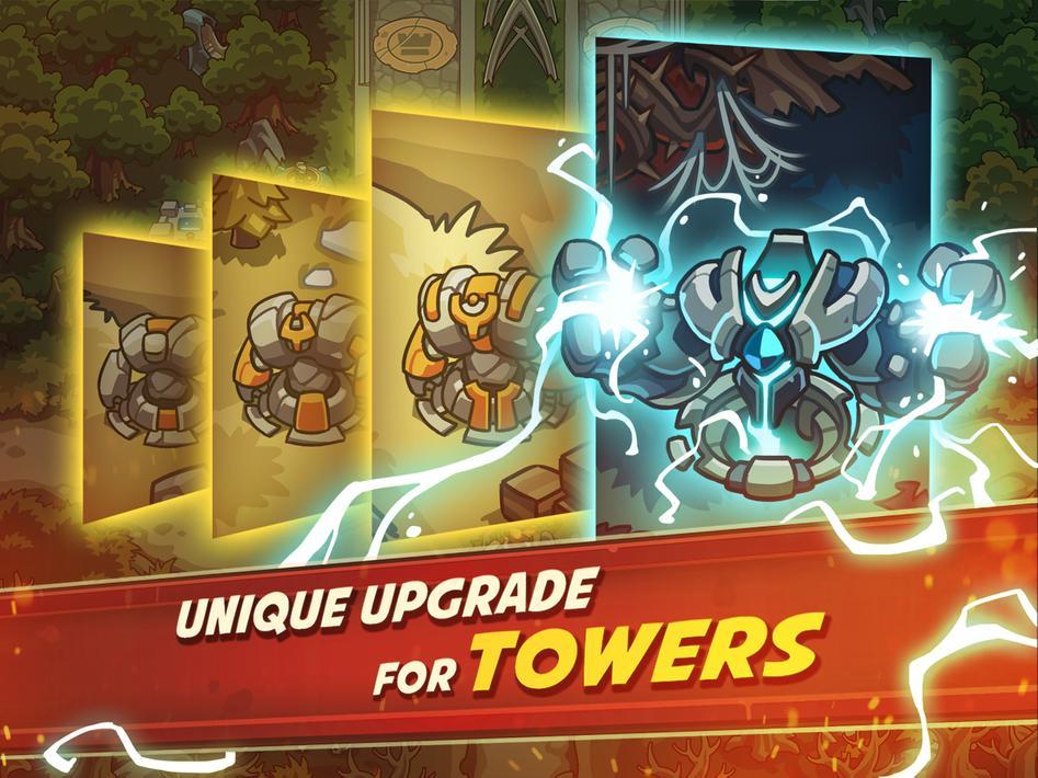 Empire Warriors Premium Tower Defense Games Apk Mod