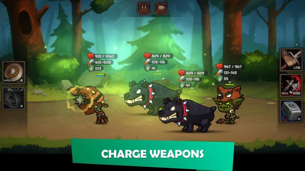Kinda Heroes RPG Apk Mod