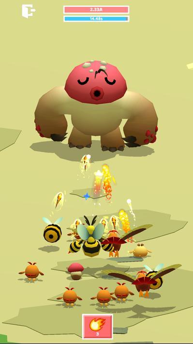 Merge Monster Evolution