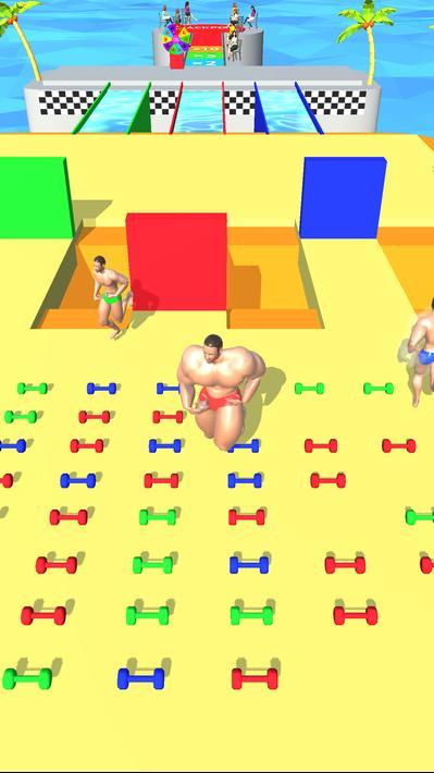 Muscle Race 3D Apk Mod