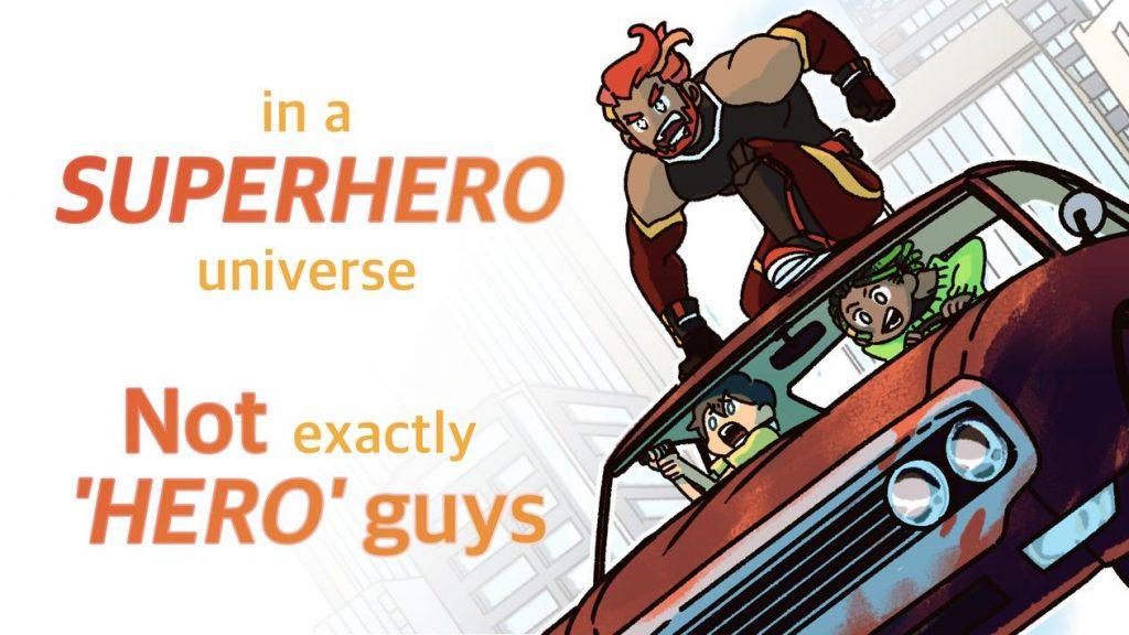 Not Exactly A Hero! Apk Mod
