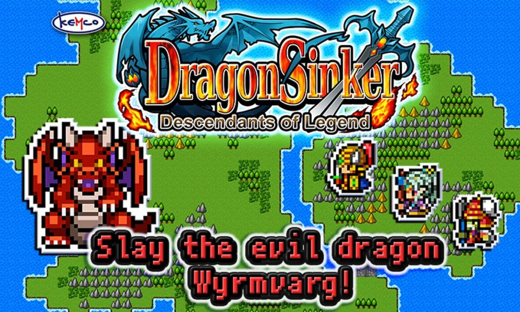 [Premium] RPG Dragon Sinker Apk Mod