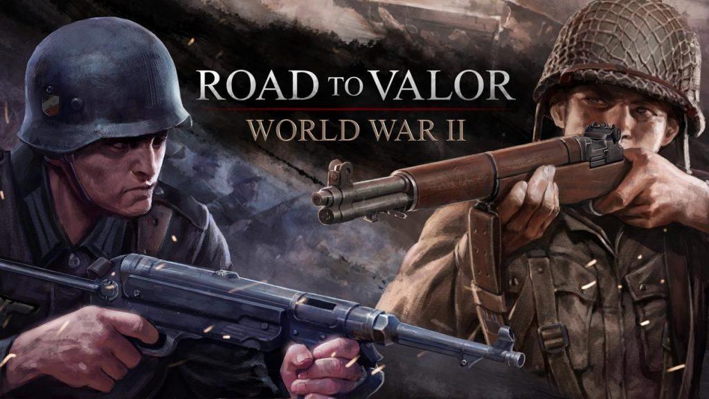 Road to Valor World War II Apk Mod