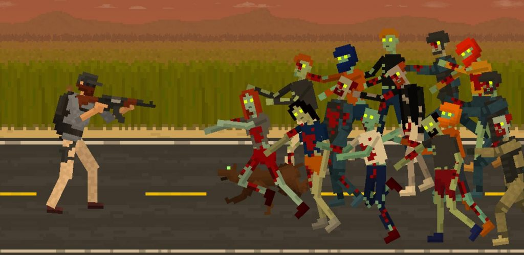 They Are Coming Zombie Shooting & Defense