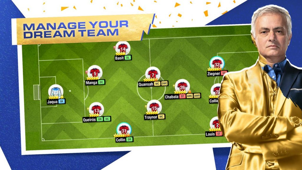 Top Eleven 2021 Be a Soccer Manager Apk Mod