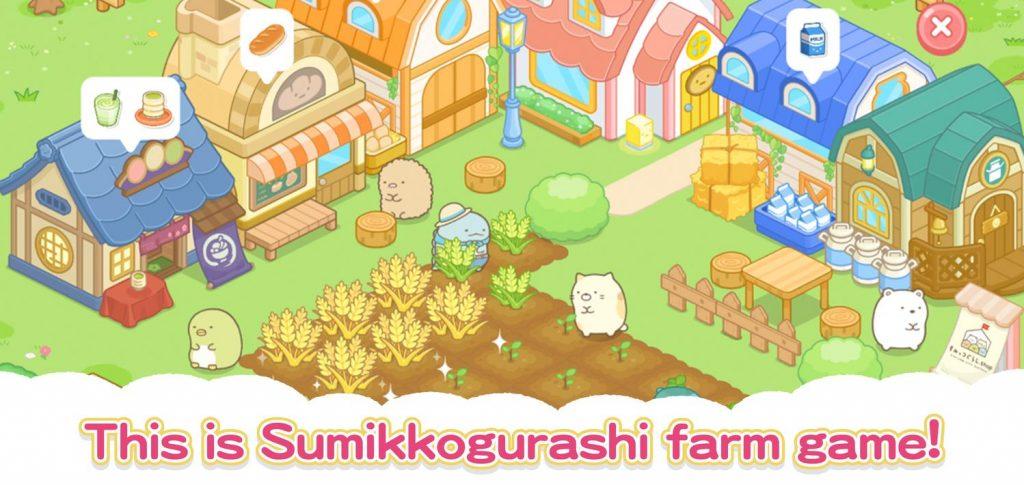 Sumikkogurashi Farm New Apk Mod