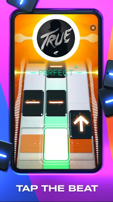 Beatstar Touch Your Music Apk Mod